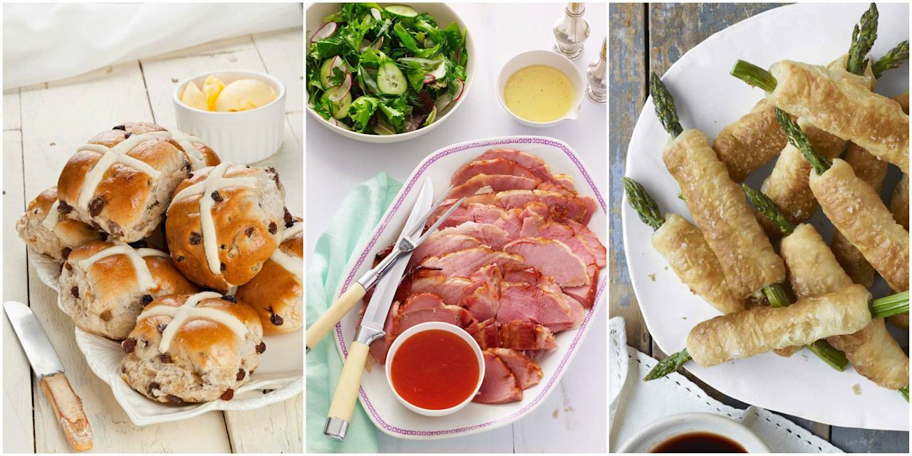 """<p>These no-stress recipes put the """"ease"""" in Easter. </p><p><strong></strong></p>"""