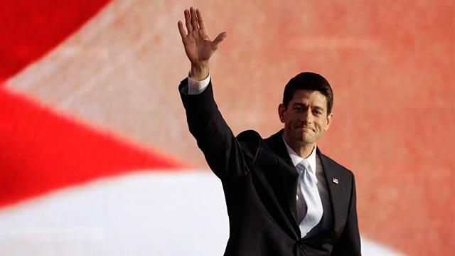 Ryan Links Obama to Plant Closed Under Bush