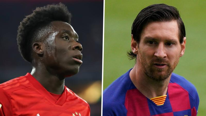 'Davies will take care of Messi' - Bayern chief backs Canada star to shine in Champions League