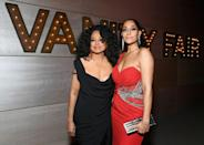 "<p>""<a href=""https://www.nytimes.com/2015/01/25/magazine/tracee-ellis-ross-that-hurt-like-the-bejesus.html?&_r=0"" rel=""nofollow noopener"" target=""_blank"" data-ylk=""slk:My mom"" class=""link rapid-noclick-resp"">My mom</a> had beautiful clothes; my mom is elegant; my mom is glamorous. But my mom is also really real, and I grew up with a mother who had babies crawling on her head and spitting up on her."" </p>"