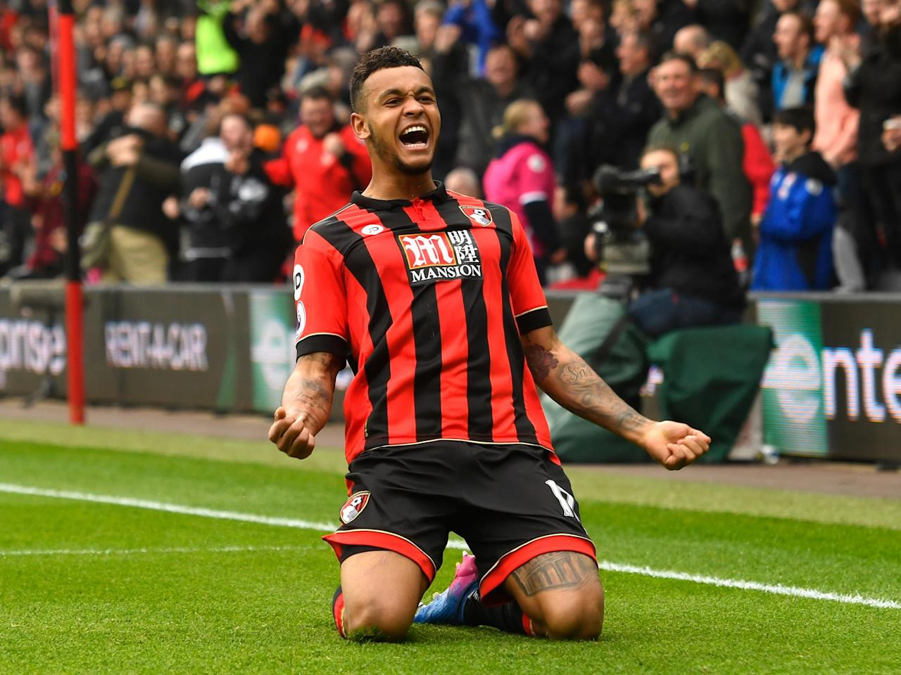 Tottenham transfer news: Bournemouth striker Josh King 'intrigued' by Spurs link but insists he is happy on south coast