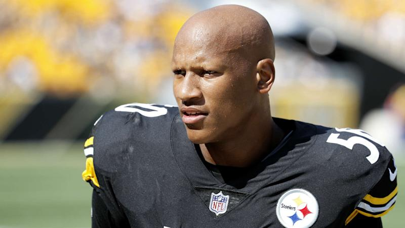 Steelers LB Ryan Shazier: My dream is to play football again