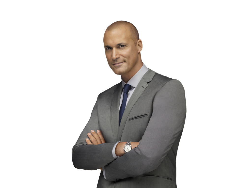 THE FACE -- Season: 1 -- Pictured: Nigel Barker