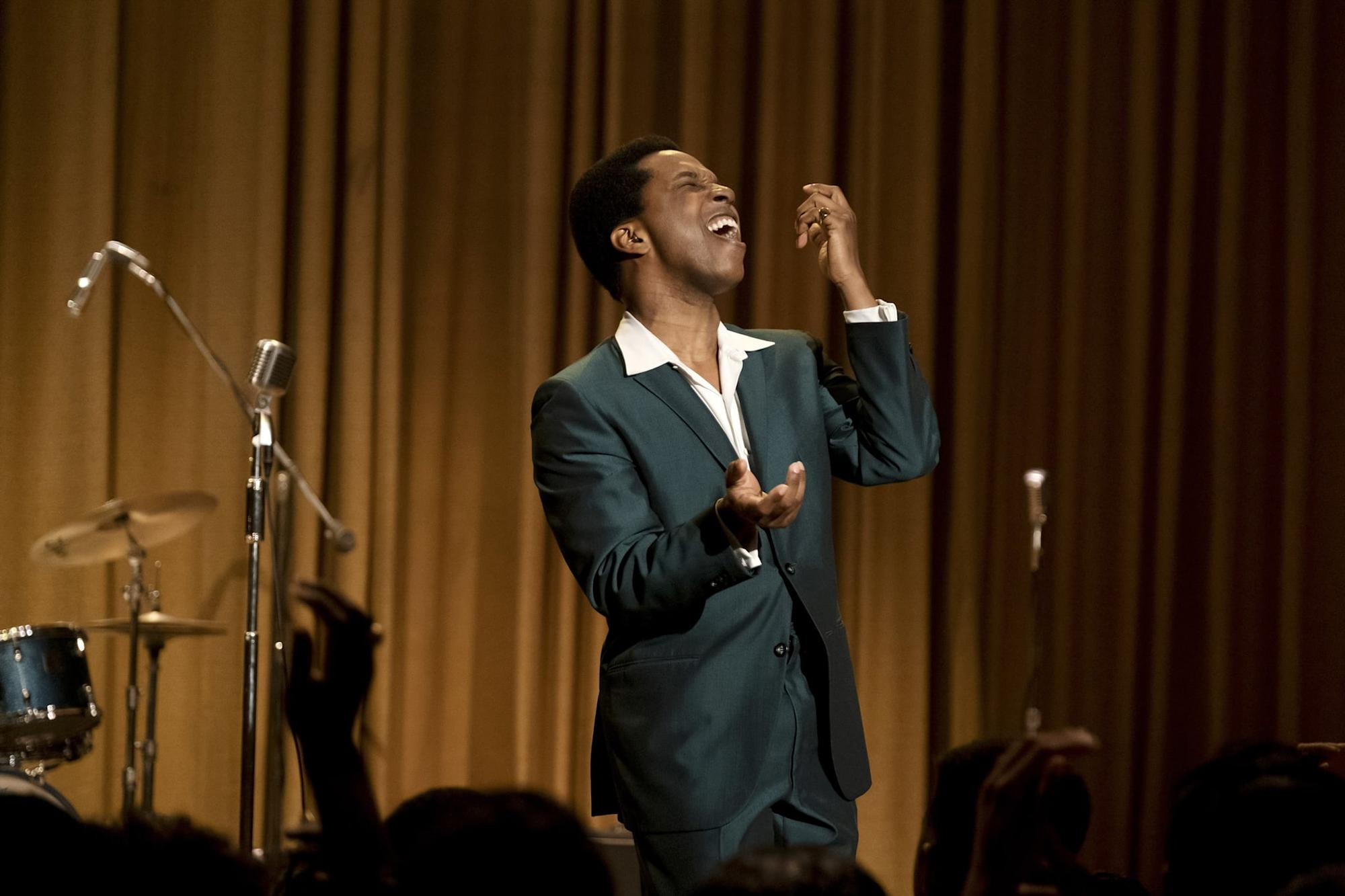 Why Leslie Odom Jr. initially passed on Oscar-nominated role as Sam Cooke in 'One Night in Miami'