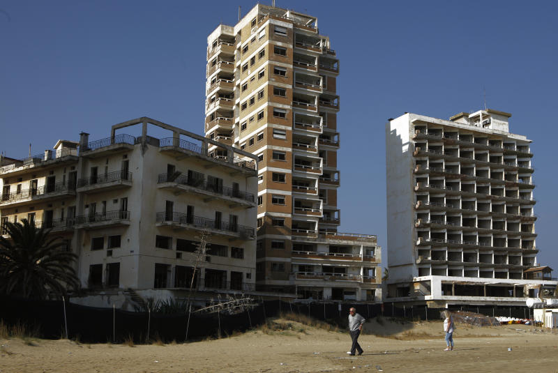 Giving Cypriot ghost town ecological rebirth