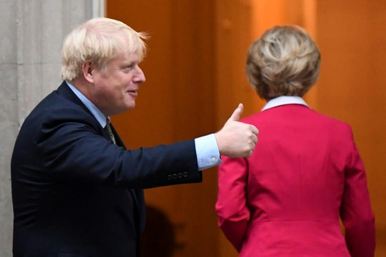 "A telephone call between British Prime Minister Boris Johnson and EU chief Ursula von der Leyen on Saturday ended with the sides still facing ""significant differences"" on the key issues"