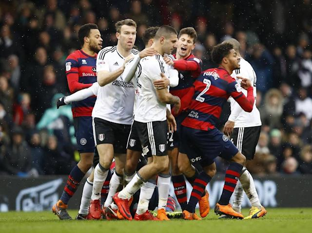 Fulham promotion push checked as QPR fight back for deserved draw