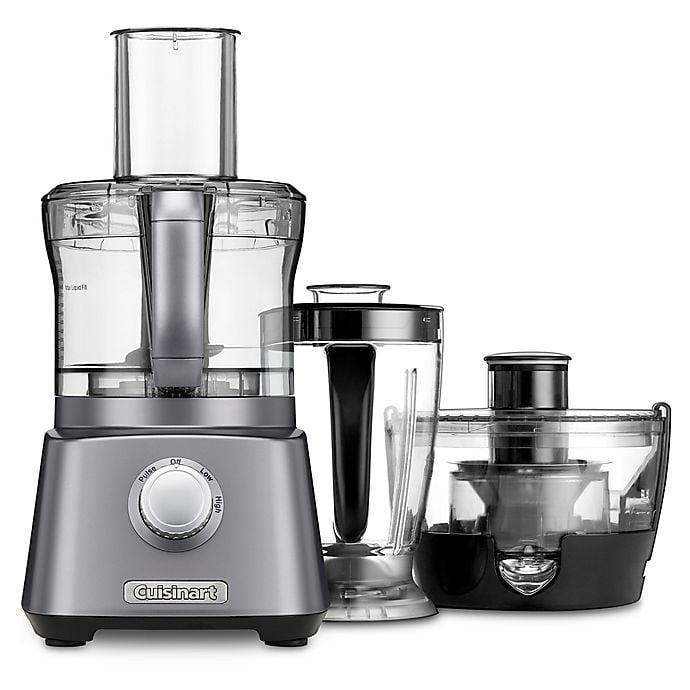 <p><span>Cuisinart Kitchen Central 3-in-1 With Blender, Juicer, and Food Processor</span> ($150, originally $200)</p>