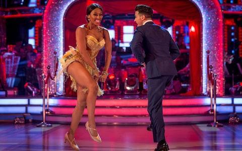 Alexandra and Gorka's showdance