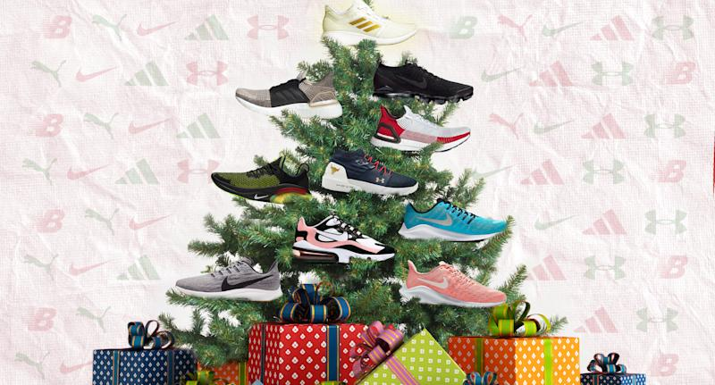 Holiday sneaker guide