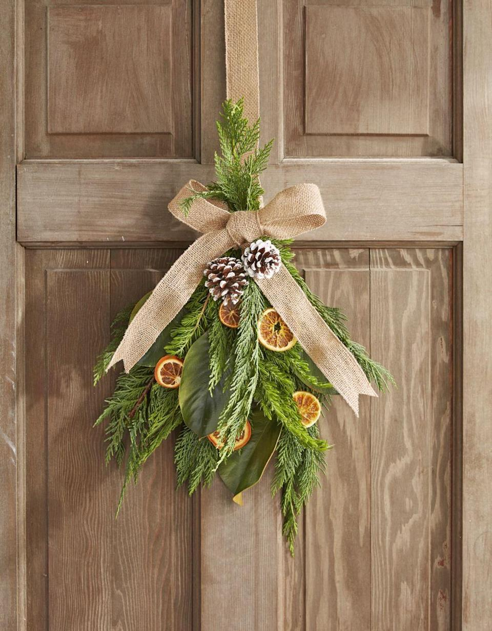 """<p>Help your friends decorate for the season with a simple wreath-crafting party! You can provide round wreath forms, yards of burlap, ribbons, dried citrus, and more to help them get in the spirit.</p><p><a class=""""link rapid-noclick-resp"""" href=""""https://www.amazon.com/Stark-Wreath-Christmas-Valentines-Decoration/dp/B07KDMTBL6/?tag=syn-yahoo-20&ascsubtag=%5Bartid%7C10050.g.2218%5Bsrc%7Cyahoo-us"""" rel=""""nofollow noopener"""" target=""""_blank"""" data-ylk=""""slk:SHOP WREATH FORMS"""">SHOP WREATH FORMS </a></p>"""