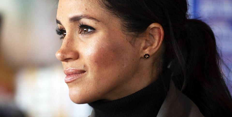 Meghan Markle Made History by Voting in the Election