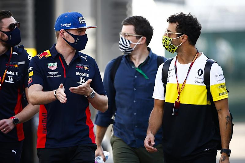 Verstappen: Renault tough to beat in Russia qualifying