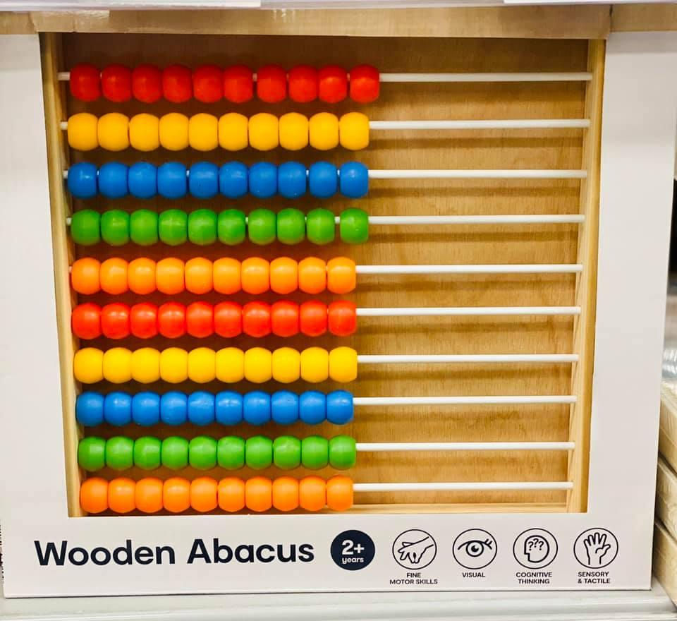 Kmart abacus
