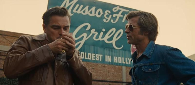 """Once Upon a Time... in Hollywood"" s'offre une nouvelle bande-annonce"