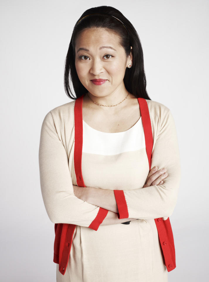 "Suzy Nakamura stars as Yolanda in ""Go On"" on NBC."