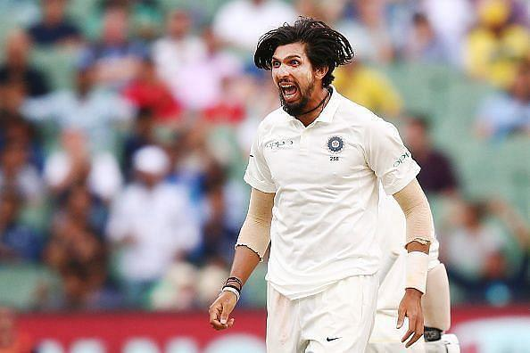 Ishant Sharma has been a part of the Indian team in 97 Test matches