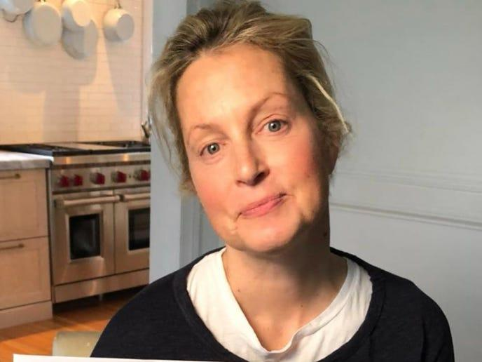 Ali Wentworth tested positive for COVID-19.