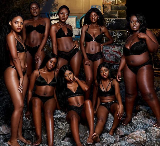 Minnesota women celebrate their beauty with a powerful photo shoot. (Photo: TBerry Pictures)