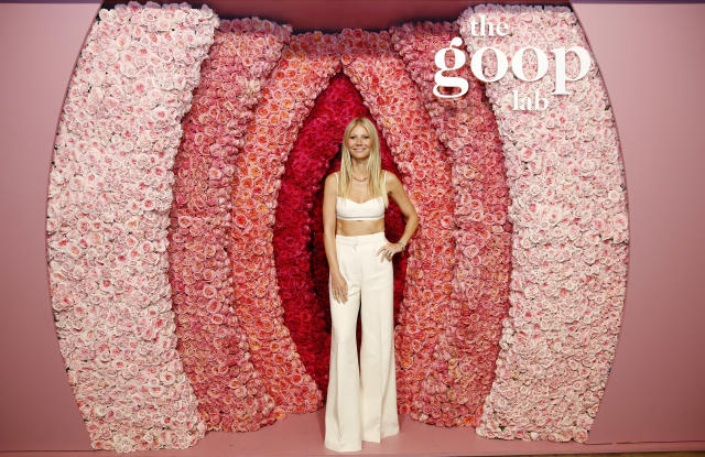 Gwyneth Paltrow attends The Goop Lab Special Screening in Los Angeles on January 21, 2020. (Rachel Murray/Getty Images)