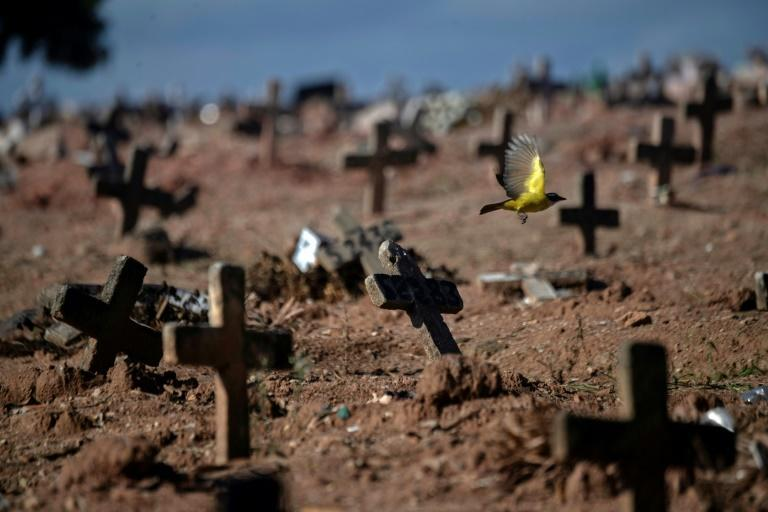 Brazil has one of the world's highest Covid-19 mortality rates at 189 deaths per 100,000 people