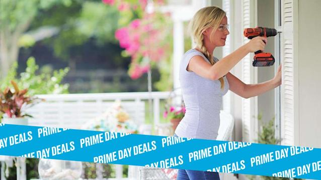 Photo Illustration by Elizabeth Brockway/The Daily Beast * BLACK+DECKER 20V MAX Lithium Ion Drill / Driver, $35 (20% off). * 20V MAX* Lithium Ion Battery, lightweight, compact. * Shop the rest of our other Prime Day deal picks here. Not a Prime member yet? Sign up here.Everyone needs a drill. Whether you're putting up some art this summer or want to get through building your new furniture faster and more efficiently, you'll want one of these. Besides, it makes everything much easier and less stressful. With a $35 drill that more than 5,000 reviewers left a 4.5-star average rating, this Prime Day deal's a no-brainer   Get it on Amazon >Let Scouted guide you to the best Prime Day deals. Shop Here >Scouted is internet shopping with a pulse. Follow us on Twitter and sign up for our newsletter for even more recommendations and exclusive content. Please note that if you buy something featured in one of our posts, The Daily Beast may collect a share of sales.Read more at The Daily Beast.Got a tip? Send it to The Daily Beast hereGet our top stories in your inbox every day. Sign up now!Daily Beast Membership: Beast Inside goes deeper on the stories that matter to you. Learn more.
