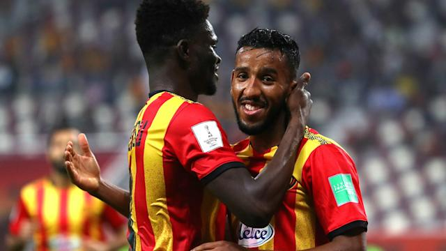 ES Tunis clinched a 6-2 win over Al Sadd in the Club World Cup, securing fifth place thanks to Hamdou Elhouni's hat-trick.