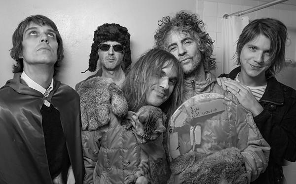 The Flaming Lips Channel Dystopia in 'Wolf Children' - Song Premiere