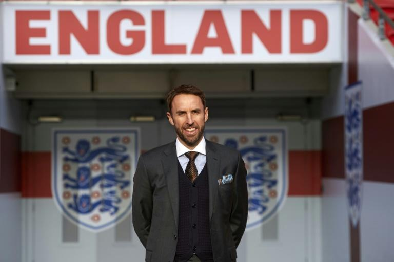 England's new manager Gareth Southgate was awarded a four-year contract in November 2016