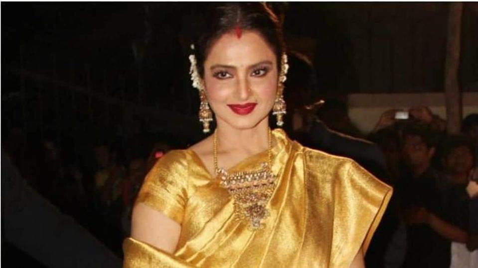 Style statements that you can copy from Rekha