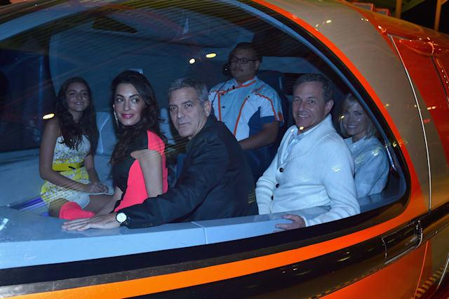 """The World Premiere Of Disney's """"Tomorrowland"""" At Disneyland, Anaheim, CA - After Party"""