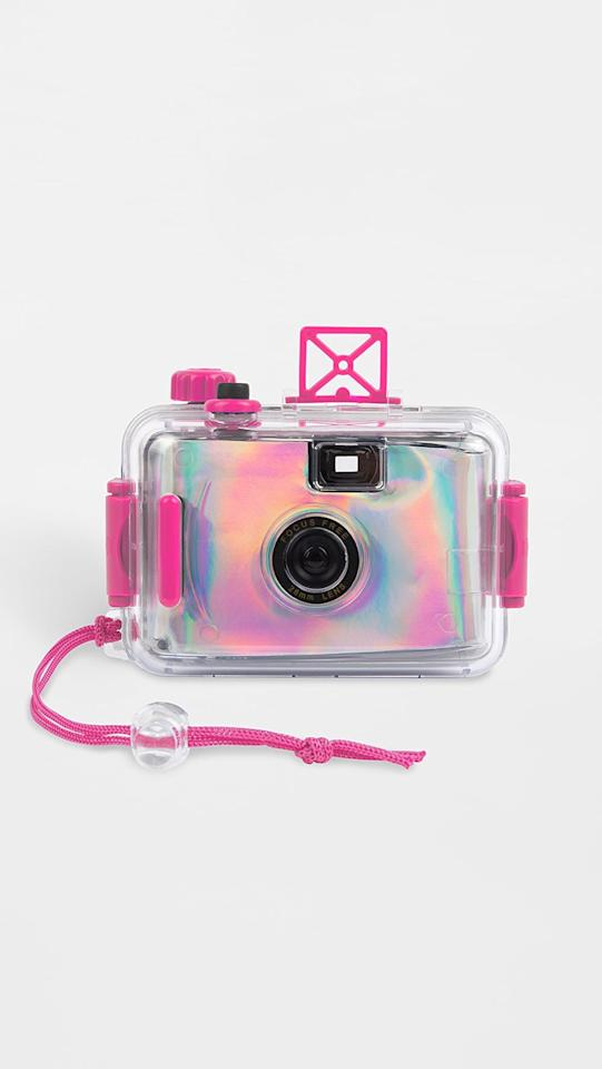 """<p>Keep summer vibes strong with this cute, fun <product href=""""https://www.shopbop.com/underwater-camera-sunnylife/vp/v=1/1513035962.htm?folderID=37306&amp;fm=other-viewall&amp;os=false&amp;colorId=1835E&amp;ref_=SB_PLP_NB_4"""" target=""""_blank"""" class=""""ga-track"""" data-ga-category=""""Related"""" data-ga-label=""""https://www.shopbop.com/underwater-camera-sunnylife/vp/v=1/1513035962.htm?folderID=37306&amp;fm=other-viewall&amp;os=false&amp;colorId=1835E&amp;ref_=SB_PLP_NB_4"""" data-ga-action=""""In-Line Links"""">SunnyLife Underwater Camera</product> ($20).</p>"""