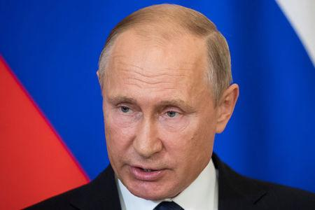 Putin: Mueller Indictments Of Russians Driven By U.S