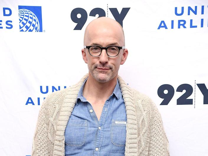 Jim Rash at an event in 2020.