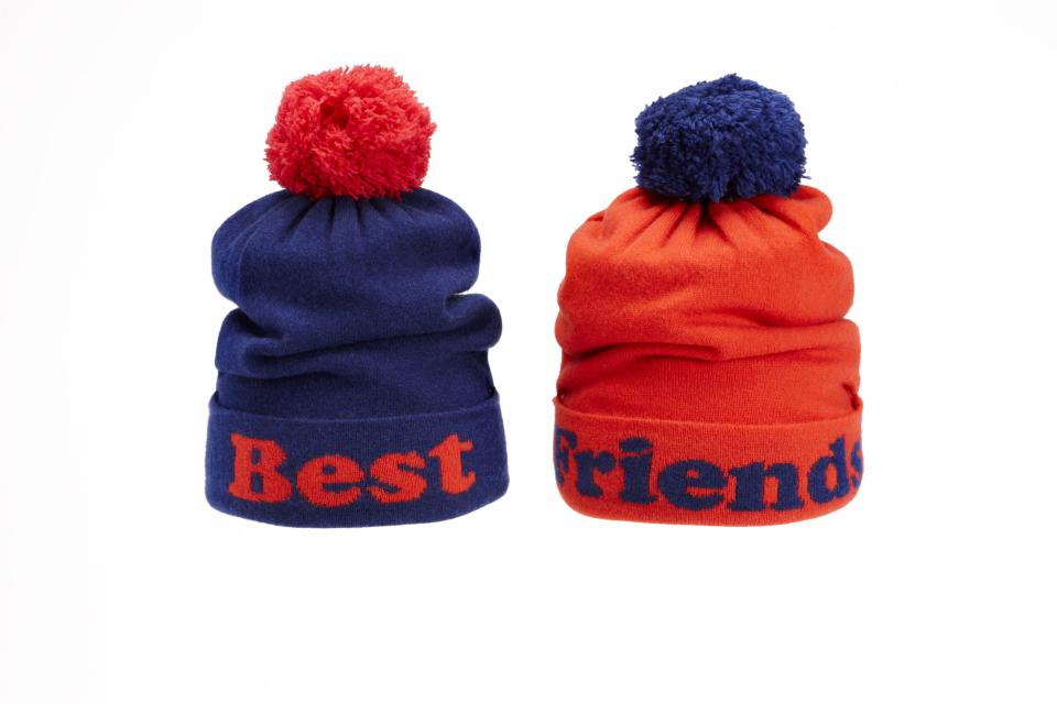 <b>Band of Outsiders for Target + Neiman Marcus Holiday Collection Hats</b><br><br> Price: $29.99 (set of 2) <br><br>