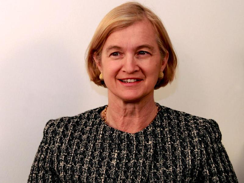Head of Ofsted Amanda Spielman said education should play a 'vital role' in upholding British values: Ofqual