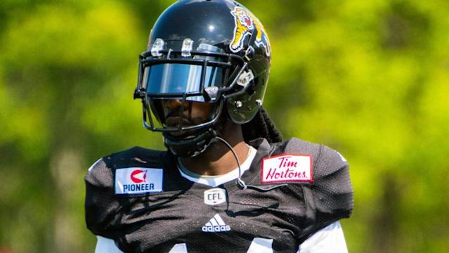 Abdul Kanneh's first season in black and gold didn't go as planned. As CFL.ca's Don Landry writes, the former all-star is plotting his comeback in 2018.