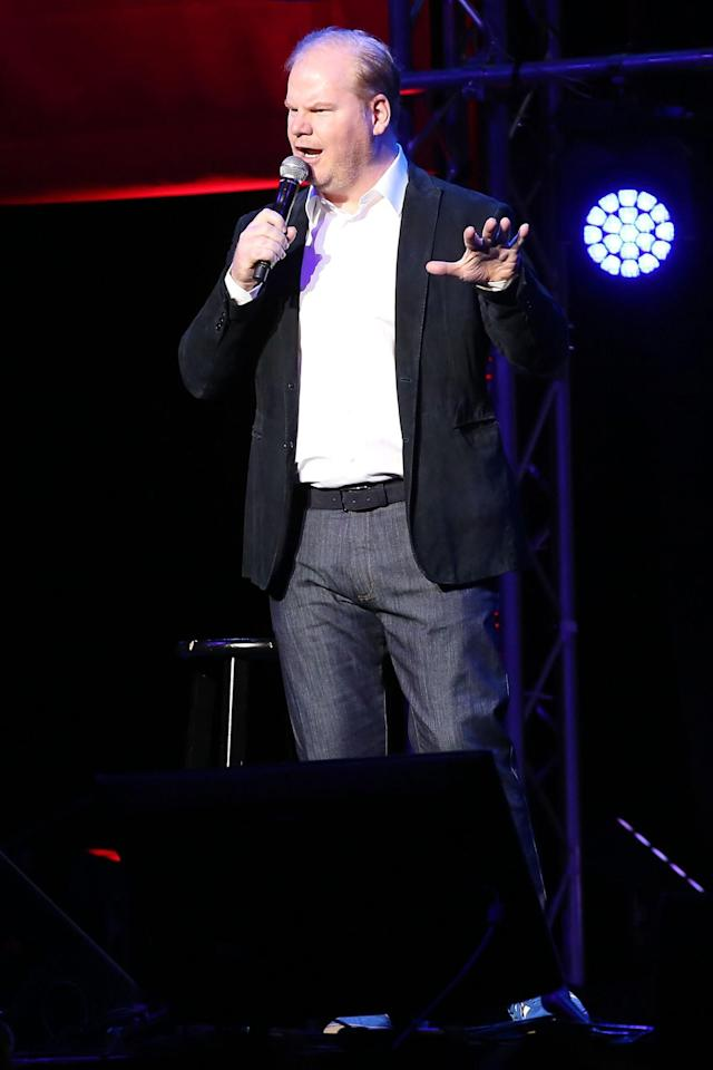 <p>No. 7: Jim Gaffigan<br>The deadpan comic pulled in <strong>$30.5 million</strong>, with his Netflix special <em>Jim Gaffigan: Obsessed </em>accounting for nearly a third of that. (Canadian Press) </p>