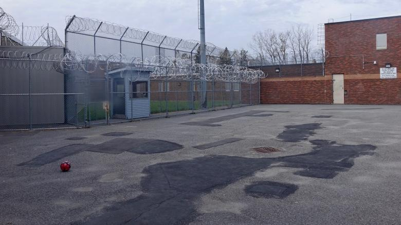 A look inside the Ottawa-Carleton Detention Centre
