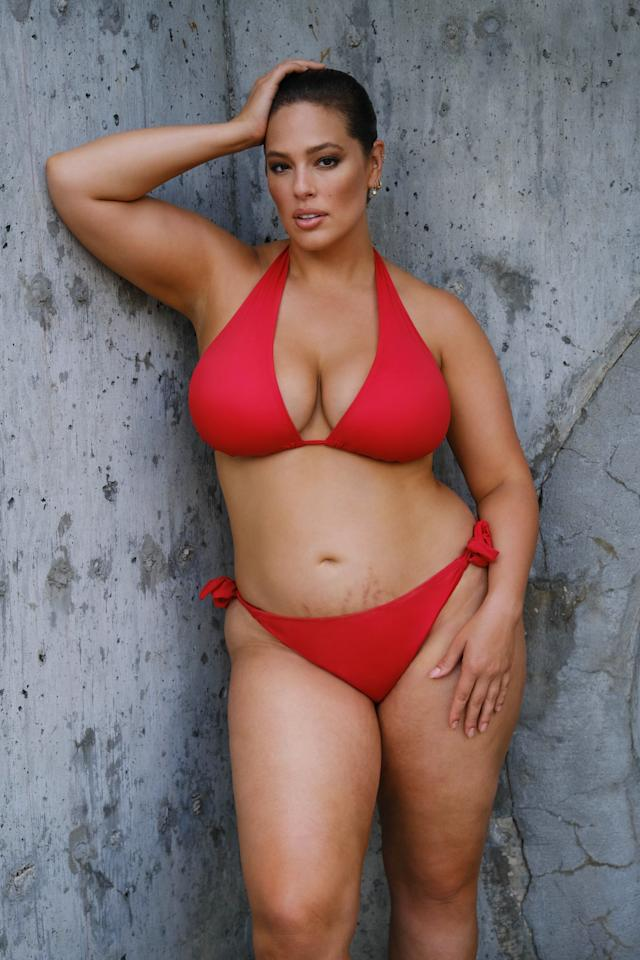 """<p><product href=""""https://www.swimsuitsforall.com/Ashley-Graham-x-Swimsuits-For-All-Elite-Red-Bikini"""" target=""""_blank"""" class=""""ga-track"""" data-ga-category=""""Related"""" data-ga-label=""""https://www.swimsuitsforall.com/Ashley-Graham-x-Swimsuits-For-All-Elite-Red-Bikini"""" data-ga-action=""""In-Line Links"""">Ashley Graham x Swimsuits For All Elite Red Bikini</product> ($81)</p>"""