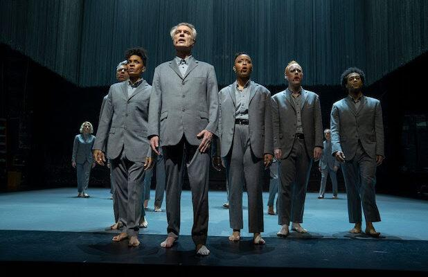 David Byrne's 'American Utopia' Filmed Version Directed by Spike Lee Goes to HBO