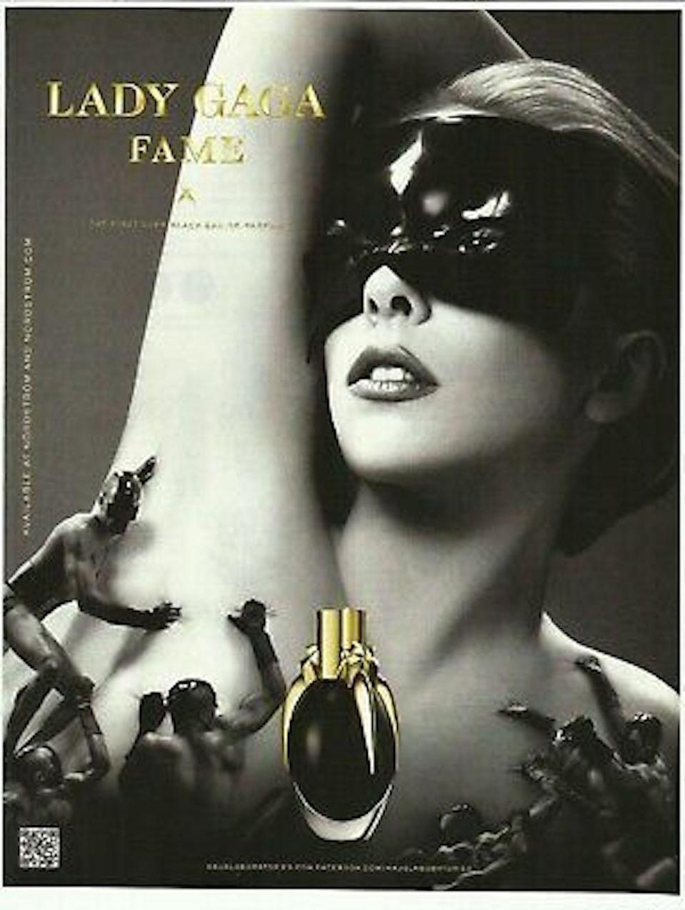 <p>Rare image of me clamoring on top of people at the mall to get my hands on this perfume. </p>