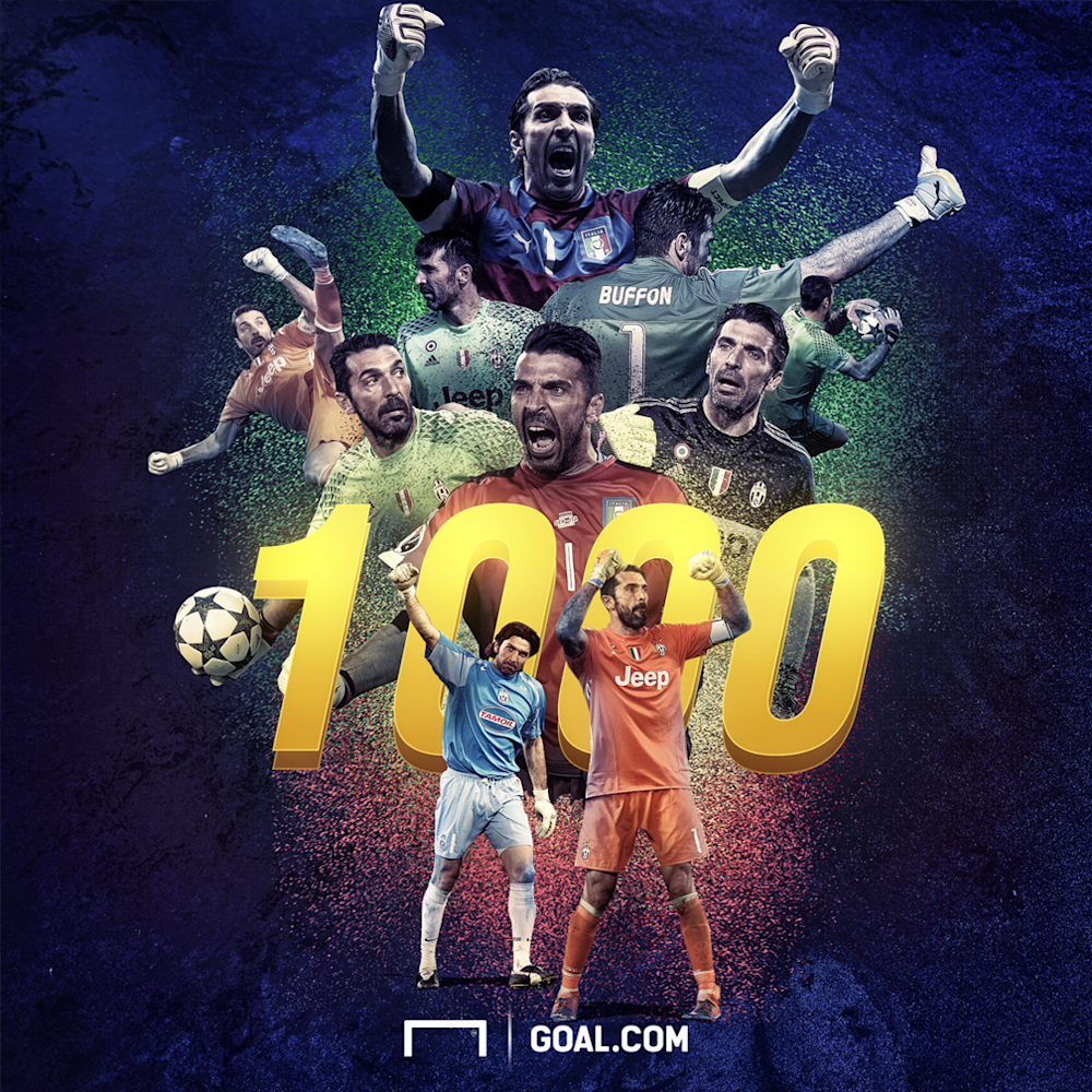 Buffon 1000 games GFX