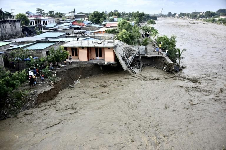 Floods sparked by torrential rain wreaked havoc and destruction on islands stretching from Flores Island in Indonesia to Timor Leste, a small nation East of the Indonesian archipelago