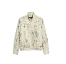"""<p><strong>SCOTCH & SODA</strong></p><p>nordstrom.com</p><p><strong>$198.00</strong></p><p><a href=""""https://go.redirectingat.com?id=74968X1596630&url=https%3A%2F%2Fwww.nordstrom.com%2Fs%2Fscotch-soda-organic-cotton-zip-jacket%2F5961643&sref=https%3A%2F%2Fwww.esquire.com%2Fstyle%2Fadvice%2Fg2995%2Fbest-fall-coats-jackets%2F"""" rel=""""nofollow noopener"""" target=""""_blank"""" data-ylk=""""slk:Shop Now"""" class=""""link rapid-noclick-resp"""">Shop Now</a></p><p>Tie-dye is a whole lot of look. In fact, it often comes across as trippy. Scotch & Soda, however, is much more subtle than that. With this twill blouson jacket, for example, the print is streamlined, making it easier for naysayers of the now-ubiquitous style to try.</p>"""