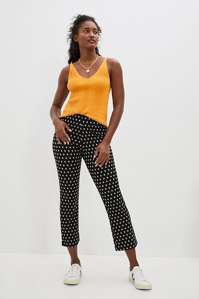 """<br><br><strong>Anthropologie</strong> Mikayla Cropped Flare Pants, $, available at <a href=""""https://go.skimresources.com/?id=30283X879131&url=https%3A%2F%2Fwww.anthropologie.com%2Fshop%2Fmikayla-cropped-flare-pants"""" rel=""""nofollow noopener"""" target=""""_blank"""" data-ylk=""""slk:Anthropologie"""" class=""""link rapid-noclick-resp"""">Anthropologie</a>"""