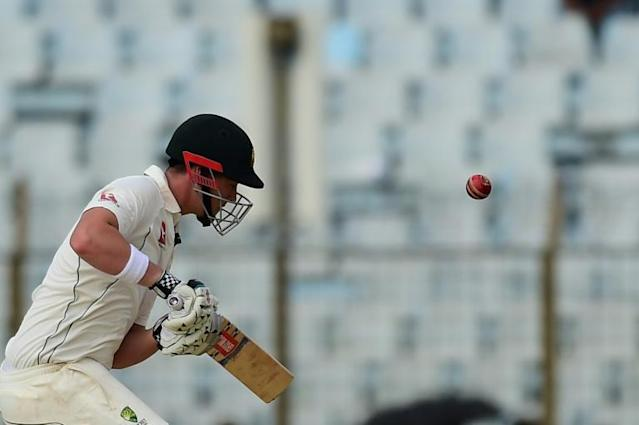 County set: Australia's Matt Renshaw hit a century for Somerset on Friday