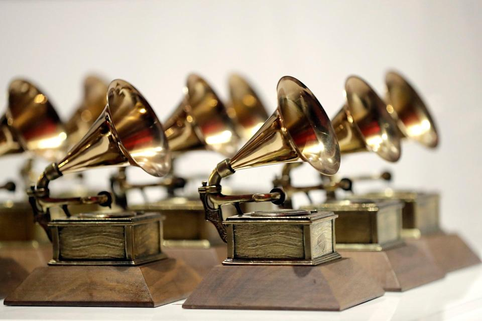 Music Grammys (Copyright 2017 The Associated Press. All rights reserved.)