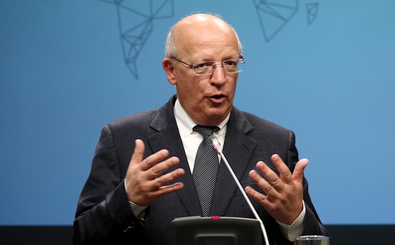 Portuguese Minister of Foreign Affairs, Augusto Santos Silva. Credit: Getty.