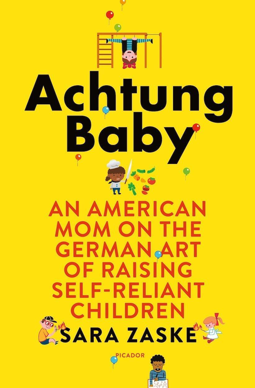 Achtung Baby German parenting